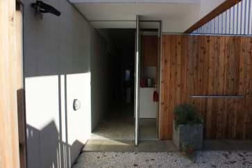 Jack Entrance door open